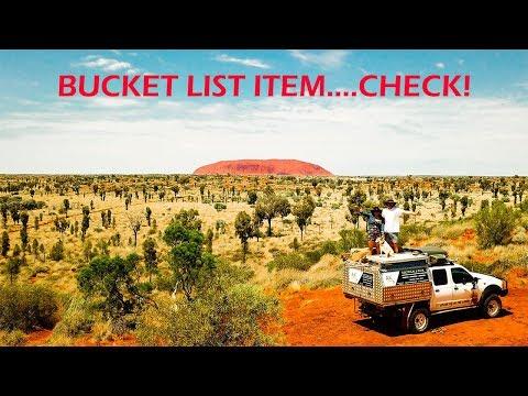 Kings Canyon and Uluru - Episode 25