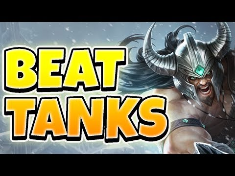 SLAPPING TANKS OUT OF EXISTENCE! SMURF ADVENTURES - League of Legends Full Gameplay