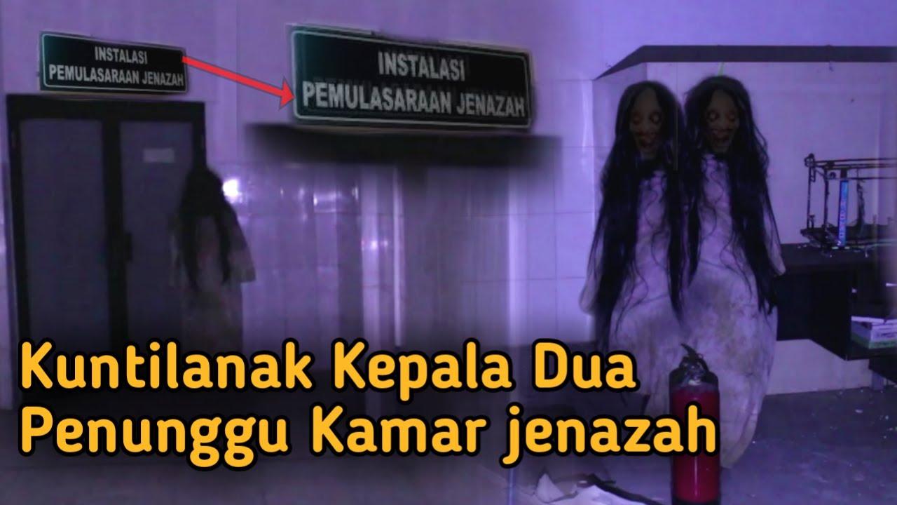 Download NGERI❗KEMUNCULAN PENUNGGU KAMAR JENAZ4H RUMAH SAKIT KOSONG