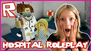 Hospital Roleplay part 2 with ronaldOMG / I need SURGERY / Roblox