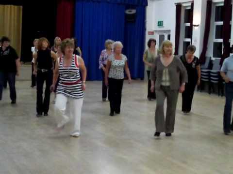 Skinny Genes Line Dance