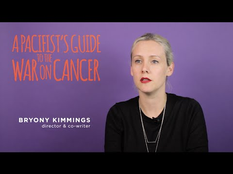 A Pacifist's Guide to the War on Cancer  Complicite   Writer/Director Bryony Kimmings