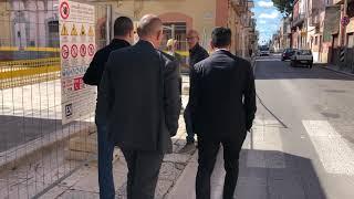 Riqualificazione piazza Diaz a Ceglie a Bari