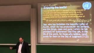 islamische vortrag auf englisch Koran Entdeckung Freiheiten