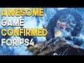 PC EXCLUSIVE CONFIRMED For PS4! NEW PS4 Games THIS WEEK!