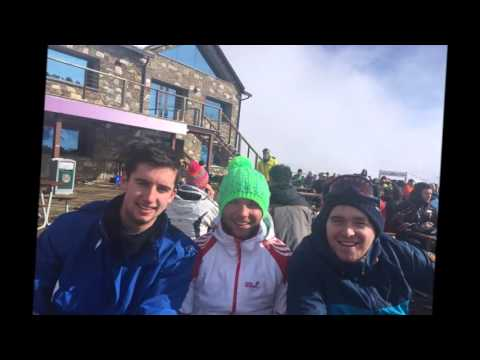 Andorra 2016 - Paddy's On The Piste