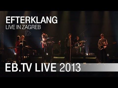 Efterklang Live In Zagreb (2013)