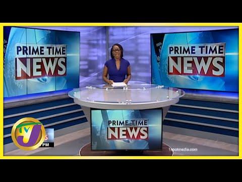 Jamaican News Headline   TVJ News - Sept 7 2021