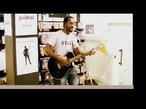 The Reinvention of Mr Babatola - Bodyrock (Acoustic) Instore Gloucester
