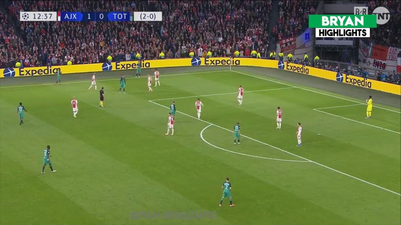 ajax vs tottenham hotspur 3 3 all goals  u0026 highlights 2019