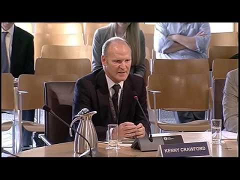 Delegated Powers and Law Reform Committee - Scottish Parliament: 7th October 2014