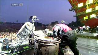 Slipknot - Before I Forget - Live  Roskilde HQ