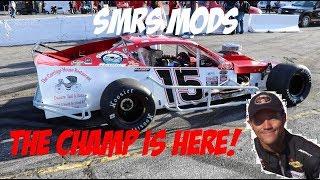 Hickory Motor Speedway - SMRS 75 Lapper 3-31-2018