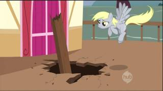 Derpy Hooves: Gumdrops and Icecream