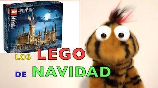 Juguetes: ¡Los  nuevos Lego para Navidad! / The new Lego for this christmas!