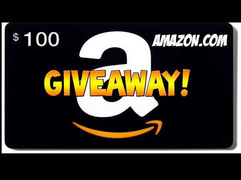 200 SUBSCRIBER 100$ AMAZON GIFT  CARD GIVEAWAY! THANKS FOR 200 SUB (ENDED)