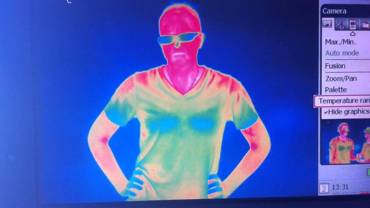 Heskiers OneTool - Heat camera tracking Migraine treatment #1 ...