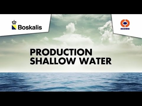 Boskalis Offshore Energy | Production Shallow Water