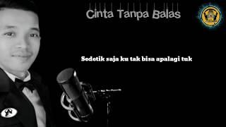 CINTA TANPA BALAS Vocal ADIMUKTI (Official Video Lirik)