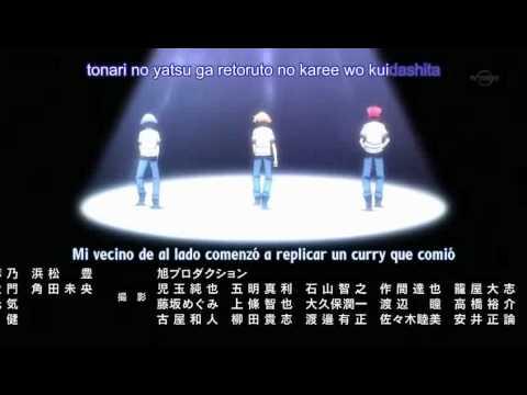 Baka To Test To Shoukanjuu Ni 07 Ending Sub Esp Youtube