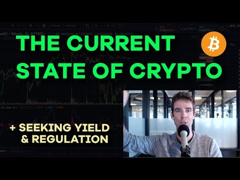 The Current State Of Crypto - BTC Price, Elliot Waves, Excha