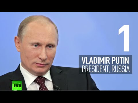 Putin tops Forbes' most powerful people list for 3rd year in a row