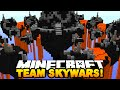 "Minecraft TEAM SKY WARS #1 ""THE GREATEST TEAM EVER!"" w/ PrestonPlayz & MrWoofless"