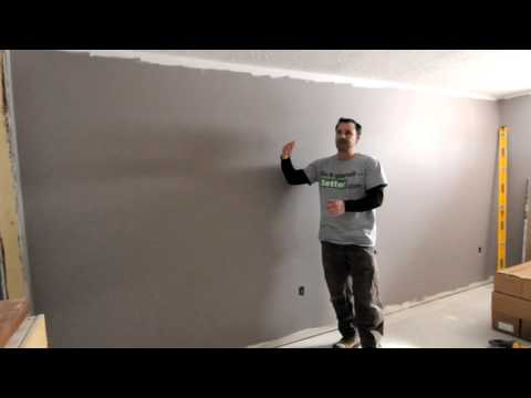 Step by step for Painting New Construction