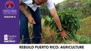 Puerto Rican Voices Season 4: Rebuild Puerto Rico - AGRICULTURE (FULL EPISODE)