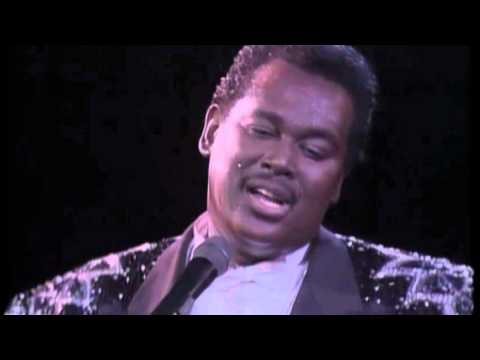 Luther Vandross-A House Is Not A Home(Live 1988)