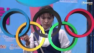 [제15회 대한체육회장배 전국당구대회] 결승 용현지 vs 스롱 피아비 전반 하이라이트
