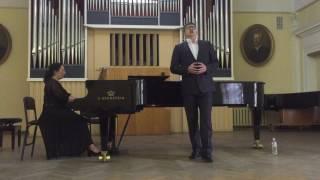 Ария Графа - Моцарт (из оперы Свадьба Фигаро)