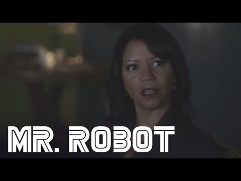 Mr. Robot: Season 3, Episode 2 Clip: Krista Meets Mr. Robot