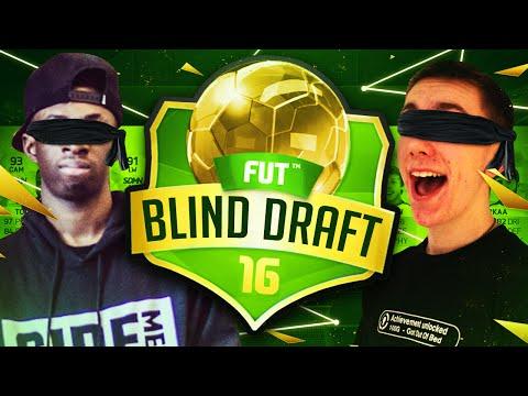 BLIND FUT DRAFT WITH SIMON! | FIFA 16 Ultimate Team
