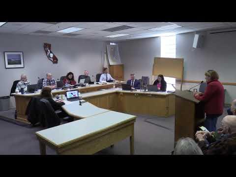 Trinity County Board of Supervisors 02-05-2019