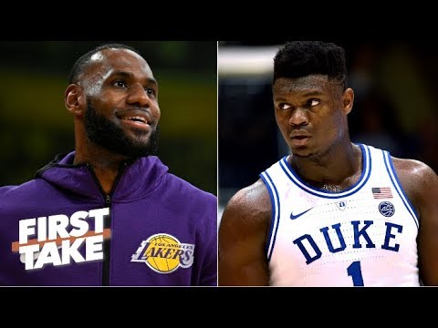 Time for the Lakers to start tanking for a top pick like Zion Williamson – Stephen A. | First Take