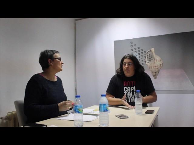 Ximena González e Aurora González debaten sobre xestación subrogada