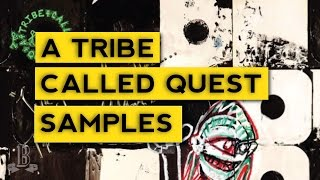 Sample Breakdown: A Tribe Called Quest's 'We Got It from Here... Thank You 4 Your Service'