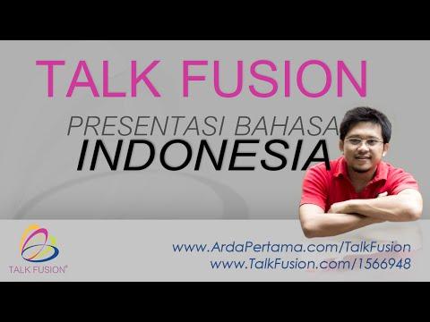 Presentasi Talk Fusion Indonesia Juli 2014