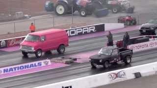 Drag Racing, Las Vegas Motor Speedway Strip 11-2013
