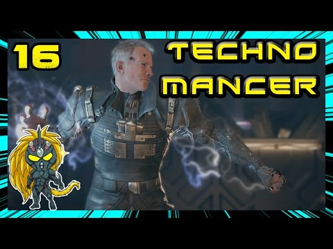 The Technomancer Let's Play Part 16 Finding Religious Relics And Getting Rover Parts