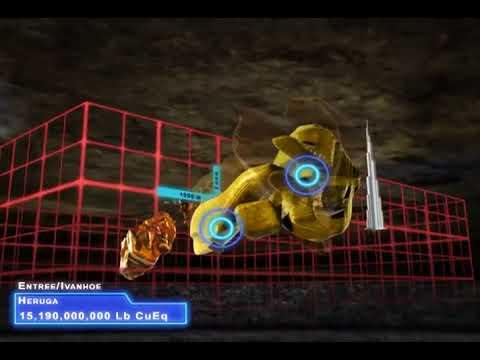 Mining Gold Technical 3D Animation  IR PR Presentation Mongoloa Entree Gold Inc