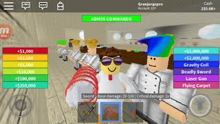 New tycoon game mode Roblox The candy factory and the madafaka thief