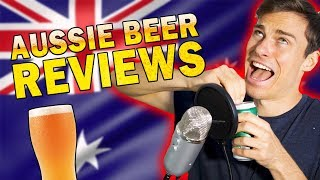 Aussie Beer Reviews