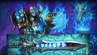 Hearthstone Adventure: Icecrown - Lich King Defeat with Paladin (Deck List, cheap)