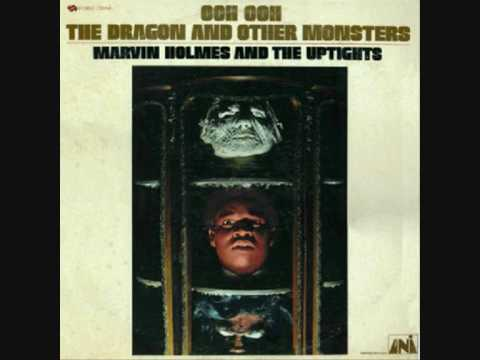 Marvin Holmes & Uptights - Ooh Ooh The Dragon - Dr...