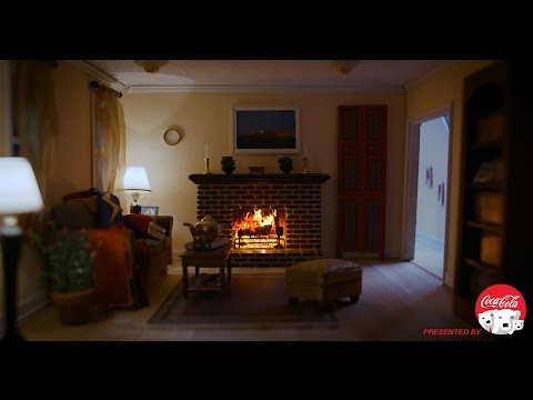 Ms. Marvel's New Jersey Home Fireside Video in 4K