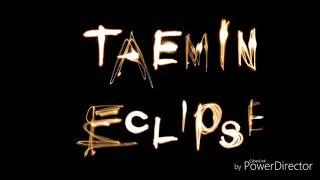 Cover images TAEMIN [テミン] ~ECLIPSE~