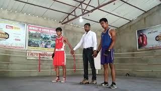 International boxing match