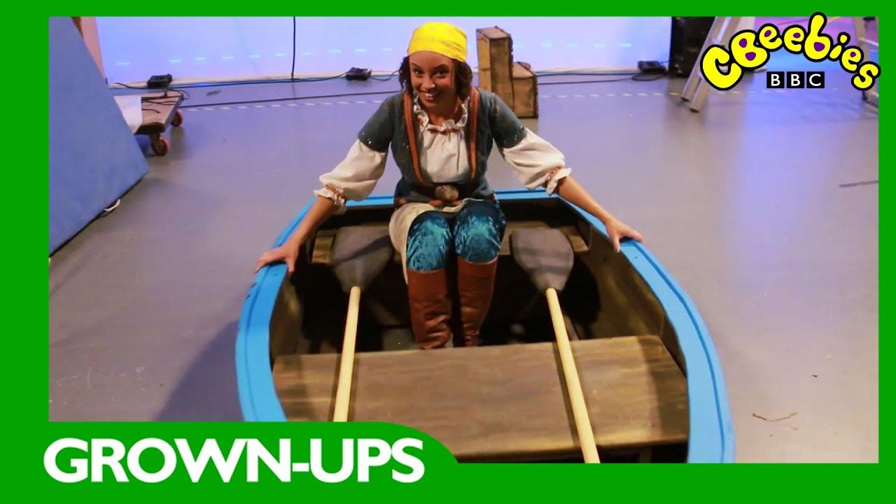 Download CBeebies Grown-Ups: Swashbuckle Behind The Scenes For Series 3